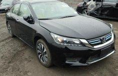 Honda Accord 2015 Black For Sale