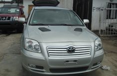 A clean Toyota Avensis 2007 for sale