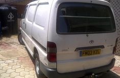 Tokunbo 2004 Toyota Hiace for sale