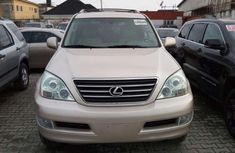 Foreign Lexus GX470 2007 for sale