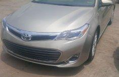 Toks 2013 Toyota Avalon Xle FOR SALE