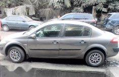 Renault Megane 2003 Gray for sale