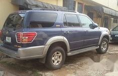 Toyota Sequoia 2004 Blue for sale