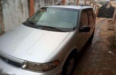 Nissan Quest 1998 Silver For Sale
