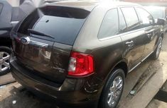 Ford Edge 2013 Brown For Sale