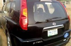 2009 Nissan X Trail Black For Sale