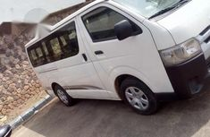 Toyota Hiace 2014 White For Sale