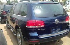 Tokunbo 2005 model Volkswagen Touareg for Sale