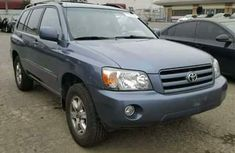 Toyota Highlander 2000 for sale