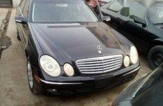 Mercedes Benz E320 2012 for sale