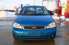 2007 Ford Focus ZX4 For Sale