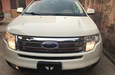 Ford Edge  2007 White available for sale
