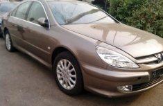 Tokunbo 2004 Model Peugeot 607 for sale
