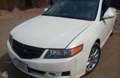 2007 Acura TSX White for sale