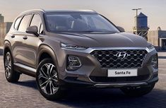 Hyundai unveiled Santa Fe 2019 – Pre-debut photos