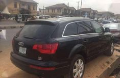 Used 2009 Audi Q7 Black For Sale