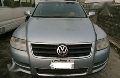 2004 Volkswagen Touareg Silver for sale