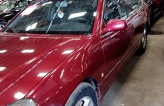 Lexus GS300 2000 Red For Sale