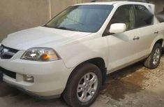 Tokunbo Acura MDX 2006 white for sale