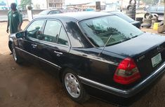 Mercedes-Benz C280 1998 Black For Sale