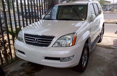 Foreign used Lexus GX470 2008 for sale