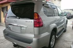 Lexus GX470 2008 Silver For Sale