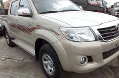 Well kept Toyota Hilux 2014 for sale