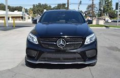 Quick Sale Auction MERCEDES-BENZ GLE430 2014 FOR SALE