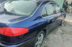 Peugoet 607 2008 Blue For Sale