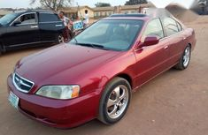 Clean Used Acura TL 2001 Red For Sale