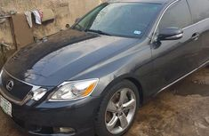 Lexus GS 350 2008 Gray For Sale