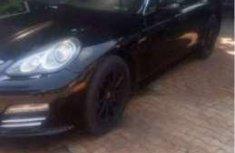 2011 Porsche Panamera Black For Sale