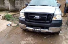 Ford F150 2004 Silver For Sale