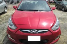 Very Clean Hyundai Accent 2008 Red for sale