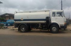 Tokunbo Iveco Tanker 2011 white for sale
