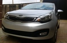2008 Kia Rio bright silver for sale