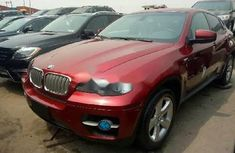 CLEAN 2010 BMW X5 RED FOR SALE