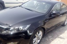 2008 Kia Optima Black for sale
