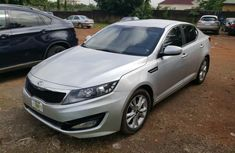 2008 Bright Silver Kia Optima for sale