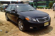 Black 2005 Kia Optima for sale