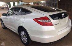 2012 Honda Crosstour White for sale