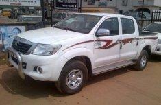 Brandnew 2014 Model Toyota Hilux White for sale