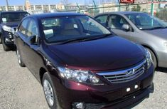 2014 Clean Red Toyota Allion for sale