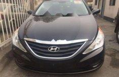 2013 Hyundai Sonata Automatic Black for sale
