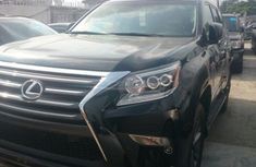 This very neat 2014 LEXUS GX460 BLACK FOR SALE