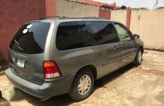 Ford Windstar 2002 Silver For Sale