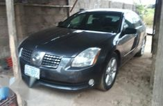 Clean Nissan Maxima 2006 Gray For Sale