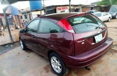 Ford Focus 2006 Red For Sale