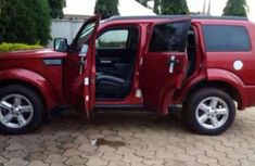 Dodge Nitro 2010 Red For Sale