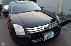 2009 Ford Focus Black For Sale
